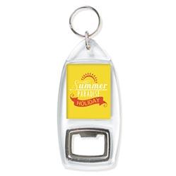 porte-clés décapsuleur acrylique cr-ab